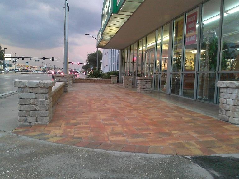Weston Wall & Pavers, Orlando, FL